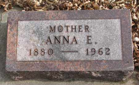 LARSON, ANNA E. - Clay County, South Dakota | ANNA E. LARSON - South Dakota Gravestone Photos