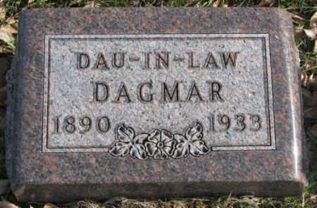 LARSON, DAGMAR - Clay County, South Dakota   DAGMAR LARSON - South Dakota Gravestone Photos
