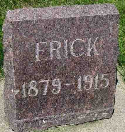 LARSON, ERICK - Clay County, South Dakota   ERICK LARSON - South Dakota Gravestone Photos