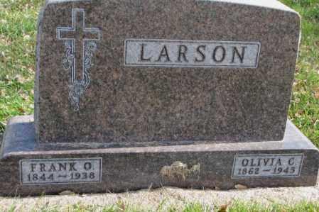 LARSON, OLIVIA C. - Clay County, South Dakota | OLIVIA C. LARSON - South Dakota Gravestone Photos