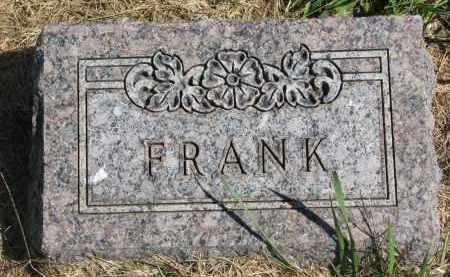 LARSON, FRANK - Clay County, South Dakota | FRANK LARSON - South Dakota Gravestone Photos