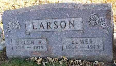 LARSON, ELMER - Clay County, South Dakota | ELMER LARSON - South Dakota Gravestone Photos