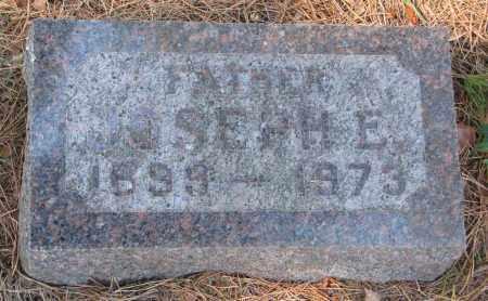 LARSON, JOSEPH E. (2 OF 2) - Clay County, South Dakota | JOSEPH E. (2 OF 2) LARSON - South Dakota Gravestone Photos