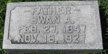 LARSON, SWAN A. - Clay County, South Dakota | SWAN A. LARSON - South Dakota Gravestone Photos
