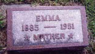 LEIKVOLD, EMMA - Clay County, South Dakota | EMMA LEIKVOLD - South Dakota Gravestone Photos