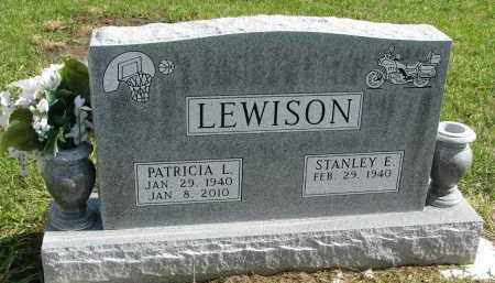 LEWISON, PATRICIA L. - Clay County, South Dakota | PATRICIA L. LEWISON - South Dakota Gravestone Photos
