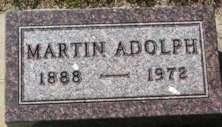 LIND, MARTIN ADOLPH - Clay County, South Dakota   MARTIN ADOLPH LIND - South Dakota Gravestone Photos