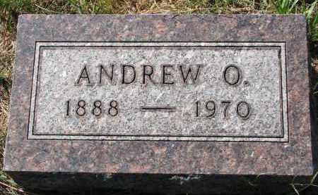 LINDSTROM, ANDREW O. - Clay County, South Dakota   ANDREW O. LINDSTROM - South Dakota Gravestone Photos