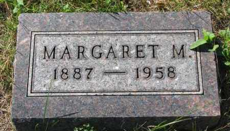 LINDSTROM, MARGARET M. - Clay County, South Dakota | MARGARET M. LINDSTROM - South Dakota Gravestone Photos