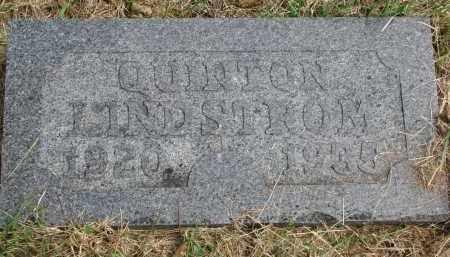 LINDSTROM, QUINTON - Clay County, South Dakota | QUINTON LINDSTROM - South Dakota Gravestone Photos
