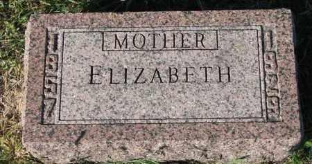 LOVEJOY, ELIZABETH - Clay County, South Dakota | ELIZABETH LOVEJOY - South Dakota Gravestone Photos