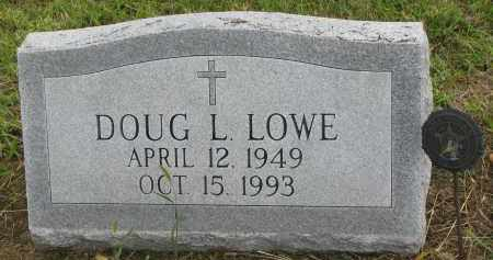 LOWE, DOUG L. - Clay County, South Dakota | DOUG L. LOWE - South Dakota Gravestone Photos