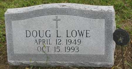 LOWE, DOUG L. - Clay County, South Dakota | DOUG L. LOWE - South Dakota Gravestone Photos