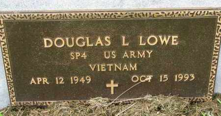 LOWE, DOUGLAS L. (MILITARY) - Clay County, South Dakota | DOUGLAS L. (MILITARY) LOWE - South Dakota Gravestone Photos