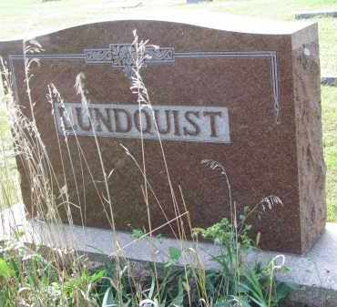 LUNDQUIST, FAMILY STONE - Clay County, South Dakota | FAMILY STONE LUNDQUIST - South Dakota Gravestone Photos