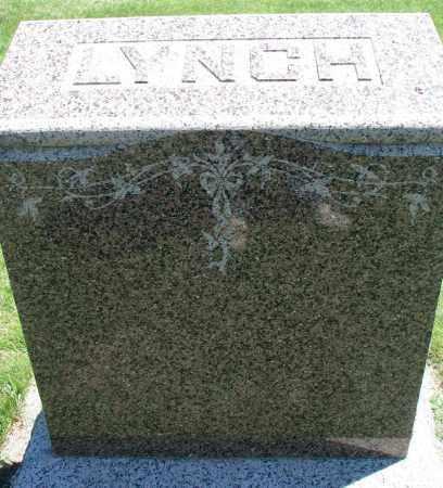 LYNCH, FAMILY STONE - Clay County, South Dakota | FAMILY STONE LYNCH - South Dakota Gravestone Photos