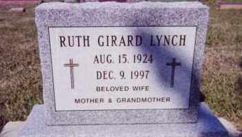 LYNCH, RUTH - Clay County, South Dakota | RUTH LYNCH - South Dakota Gravestone Photos