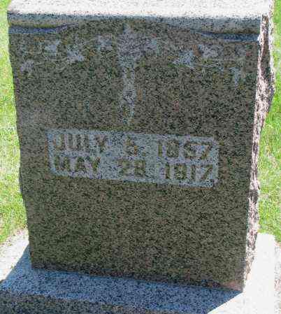 LYNCH, UNKNOWN - Clay County, South Dakota | UNKNOWN LYNCH - South Dakota Gravestone Photos