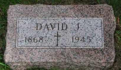 MART, DAVID J. - Clay County, South Dakota   DAVID J. MART - South Dakota Gravestone Photos