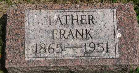 MART, FRANK - Clay County, South Dakota | FRANK MART - South Dakota Gravestone Photos