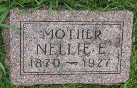 MART, NELLIE E. - Clay County, South Dakota   NELLIE E. MART - South Dakota Gravestone Photos