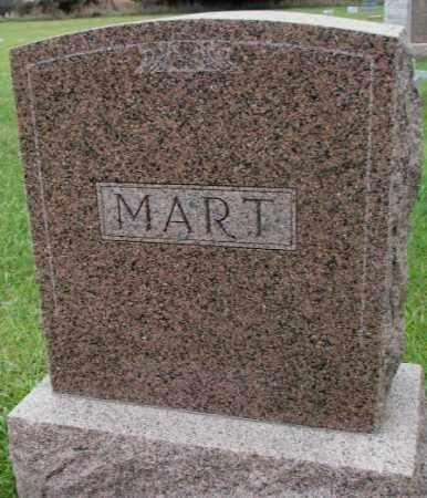 MART, PLOT - Clay County, South Dakota | PLOT MART - South Dakota Gravestone Photos