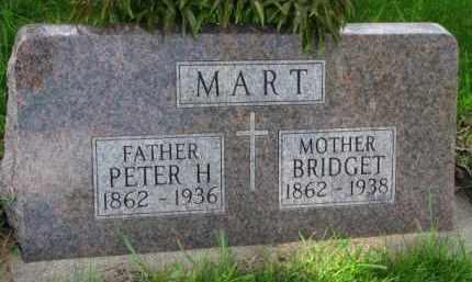 MART, PETER H. - Clay County, South Dakota | PETER H. MART - South Dakota Gravestone Photos