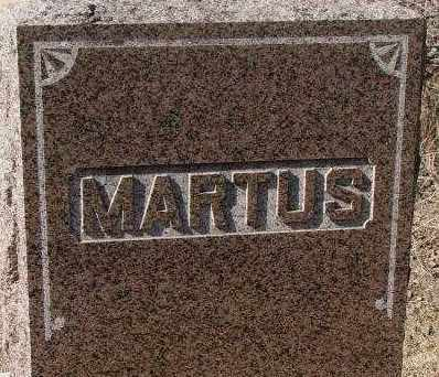 MARTUS, PLOT - Clay County, South Dakota | PLOT MARTUS - South Dakota Gravestone Photos