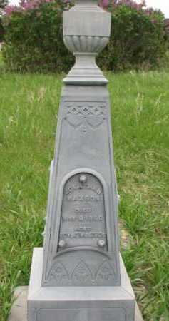 MAXSON, JONATHAN - Clay County, South Dakota | JONATHAN MAXSON - South Dakota Gravestone Photos