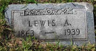 MAXSON, LEWIS A. - Clay County, South Dakota | LEWIS A. MAXSON - South Dakota Gravestone Photos
