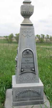MAXSON, NANCY - Clay County, South Dakota | NANCY MAXSON - South Dakota Gravestone Photos