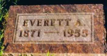 MAXWELL, EVERETT A. - Clay County, South Dakota | EVERETT A. MAXWELL - South Dakota Gravestone Photos