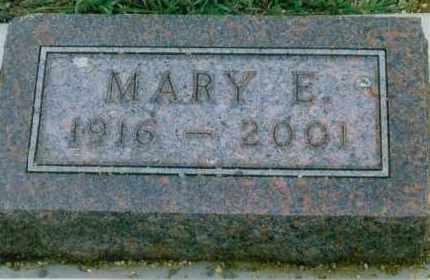 MAXWELL, MARY E. - Clay County, South Dakota | MARY E. MAXWELL - South Dakota Gravestone Photos