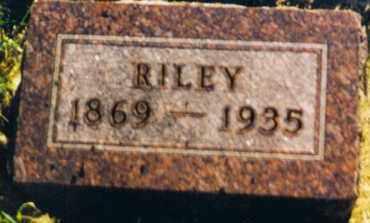 MAXWELL, RILEY - Clay County, South Dakota | RILEY MAXWELL - South Dakota Gravestone Photos