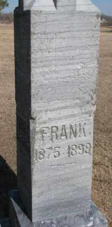 MCDONALD, FRANK - Clay County, South Dakota | FRANK MCDONALD - South Dakota Gravestone Photos