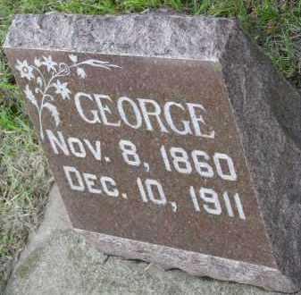 MCMURCHIE, GEORGE - Clay County, South Dakota   GEORGE MCMURCHIE - South Dakota Gravestone Photos