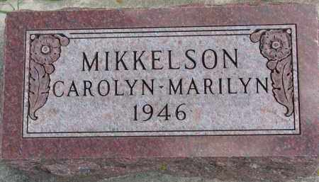 MIKKELSON, CAROLYN - Clay County, South Dakota | CAROLYN MIKKELSON - South Dakota Gravestone Photos
