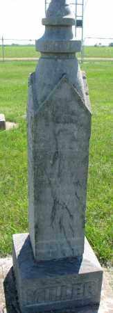 MILLER, EMMA - Clay County, South Dakota   EMMA MILLER - South Dakota Gravestone Photos