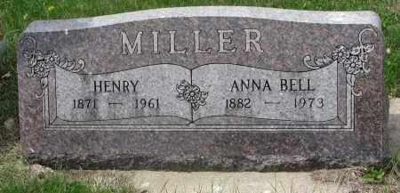 MILLER, ANNA BELL - Clay County, South Dakota | ANNA BELL MILLER - South Dakota Gravestone Photos