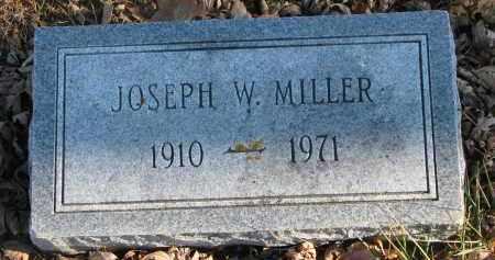 MILLER, JOSEPH W. - Clay County, South Dakota | JOSEPH W. MILLER - South Dakota Gravestone Photos