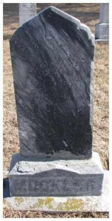 MOCKLER, UNKNOWN - Clay County, South Dakota | UNKNOWN MOCKLER - South Dakota Gravestone Photos