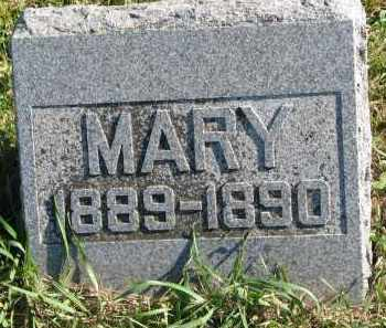MONTGOMERY, MARY - Clay County, South Dakota   MARY MONTGOMERY - South Dakota Gravestone Photos