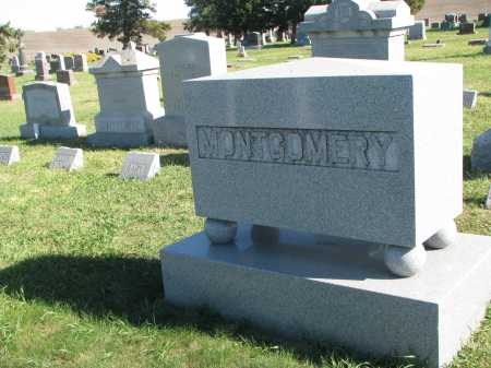MONTGOMERY, PLOT - Clay County, South Dakota | PLOT MONTGOMERY - South Dakota Gravestone Photos