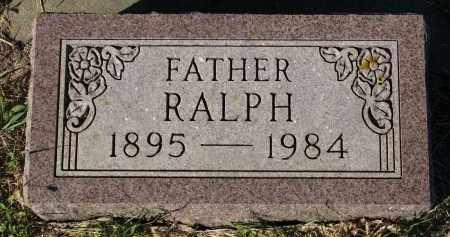 MONTGOMERY, RALPH - Clay County, South Dakota | RALPH MONTGOMERY - South Dakota Gravestone Photos