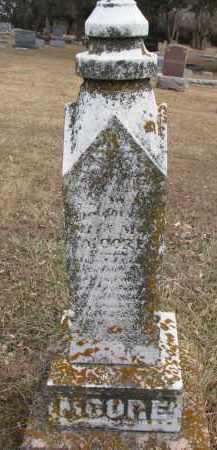 MOORE, UNKNOWN - Clay County, South Dakota | UNKNOWN MOORE - South Dakota Gravestone Photos