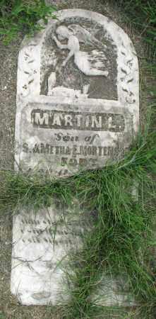 MORTENSON, MARTIN L. - Clay County, South Dakota   MARTIN L. MORTENSON - South Dakota Gravestone Photos