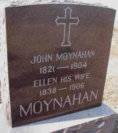 MOYNAHAN, ELLEN - Clay County, South Dakota | ELLEN MOYNAHAN - South Dakota Gravestone Photos