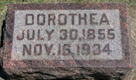 MYRON, DOROTHEA - Clay County, South Dakota | DOROTHEA MYRON - South Dakota Gravestone Photos