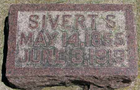MYRON, SIVERT S. - Clay County, South Dakota | SIVERT S. MYRON - South Dakota Gravestone Photos