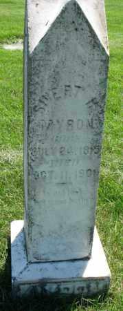 MYRON, SIVERT M. - Clay County, South Dakota | SIVERT M. MYRON - South Dakota Gravestone Photos